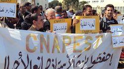 Education nationale: ponctions sur les salaires des grévistes, le Cnapest
