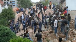 Séisme au Népal: le bilan s au moins 688