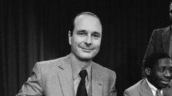 L'ancien président français Jacques Chirac est