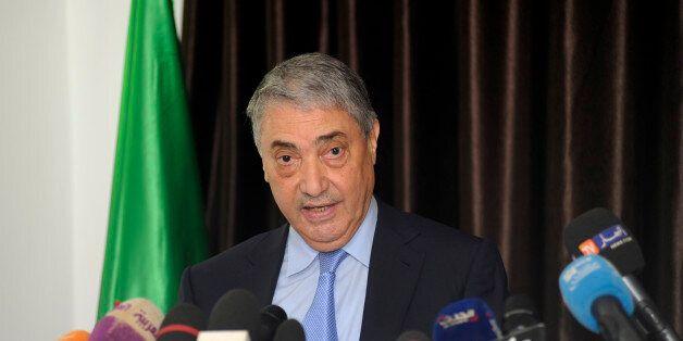 Ali Benflis reçoit l'ambassadeur français à