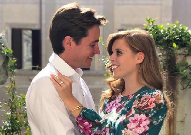 Princess Beatrice Engaged To Edoardo Mapelli Mozzi