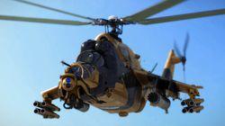 Armée algérienne: crash d'un hélicoptère Mi-24 à Illizi, deux