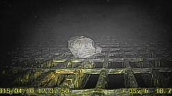 À l'intérieur de l'un des réacteurs ravagés de