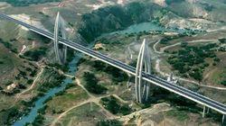 Le pont à haubans de Rabat: Bientôt moins