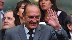 L'ancien président français Jacques Chirac s'est