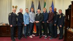 En vacances à New York, ces policiers suédois deviennent des