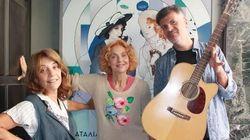 Το καινούργιο τραγούδι του Φοίβου Δεληβοριά για την Ναταλία Τσαλίκη και την Όλια