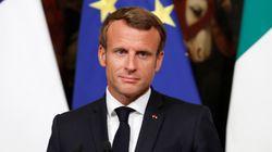 Après la mort de Jacques Chirac, Emmanuel Macron parlera à 20