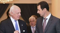Syrie: le médiateur de l'ONU, sans illusions, se donne jusqu'à fin juin pour relancer une