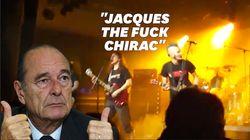 Quand Chirac inspirait les chanteurs (en