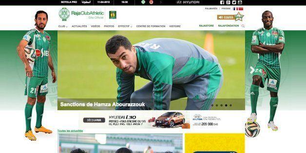 Raja de Casablanca: Les Verts lancent une web radio et un nouveau site