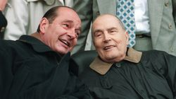 Quand Chirac rendait hommage à Mitterrand, le dernier ancien président