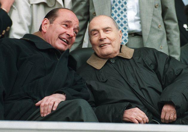 Jacques Chirac etFrançois