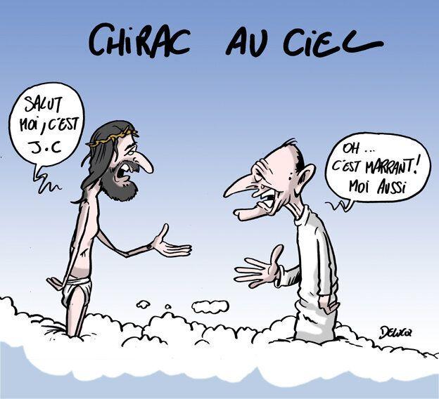 Jacques Chirac est mortle 26 septembre