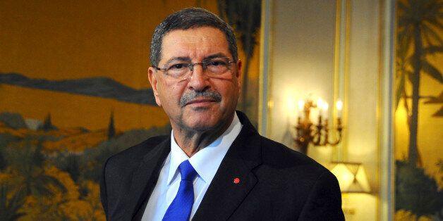Le Premier ministre tunisien, Habib
