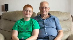 'My Little Hero': This 10-Year-Old 'Took Over' When He Saw His Grandad Having A Heart