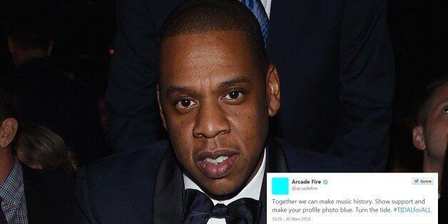 Jay Z enrôle de nombreuses stars pour le lancement de son service de musique en ligne