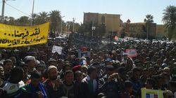 Des centaines de personnes à un sit-in pacifique anti-gaz de schiste à