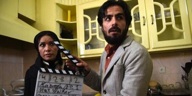 En Afghanistan, une série télévisée retrace les aventures d'une femme qui se bat pour son
