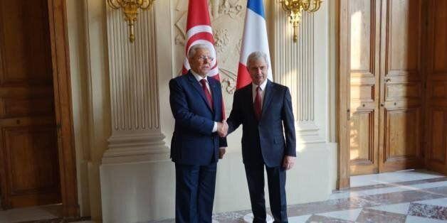 À Paris, Taïeb Baccouche appelle la communauté internationale à agir pour l'unité de la
