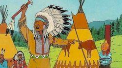Des Winnipégois demandent le retrait des rayons de Tintin en