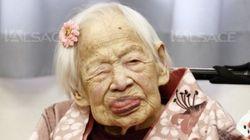 La doyenne de l'humanité est décédée ce 1avril à l'âge de 117