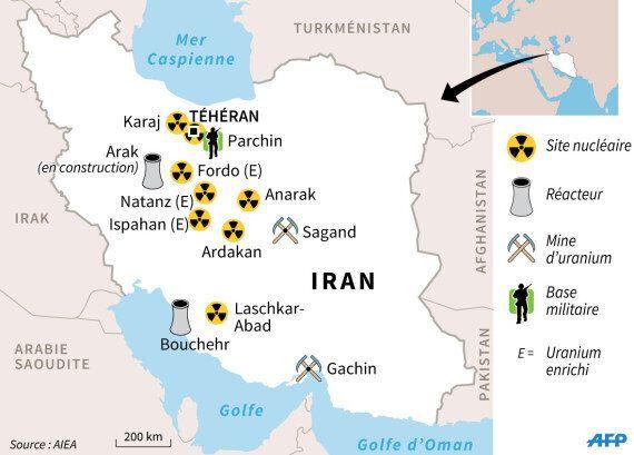 Pourquoi le nucléaire en Iran pose problème à l'Occident depuis plus de 10