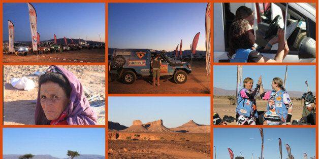 Rallye des Gazelles: La dernière ligne droite