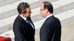 Après la mort de Chirac, Sarkozy et Hollande lui rendent