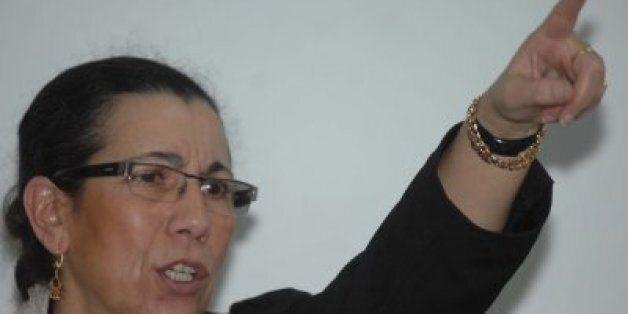 Gaz de schiste : Mme Hanoune dénonce