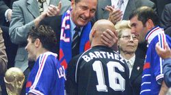 Jacques Chirac en 3 épisodes qui auront marqué le football