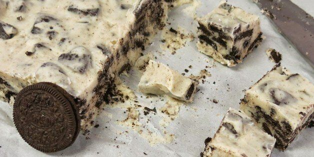 Cream & Oréo's Fudge, la recette sans