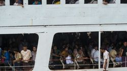 Naufrage d'un ferry en Birmanie: 21 morts et 26
