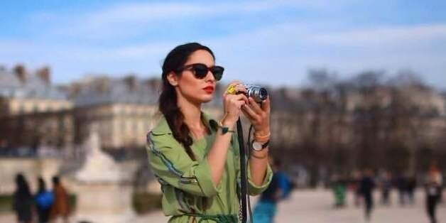 Sofya, blogueuse de mode