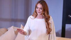 L'actrice Lindsay Lohan soutient à son tour la