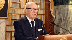 Béji Caîd Essebsi remercie François Holande et Abdefattah al-Sissi pour leur