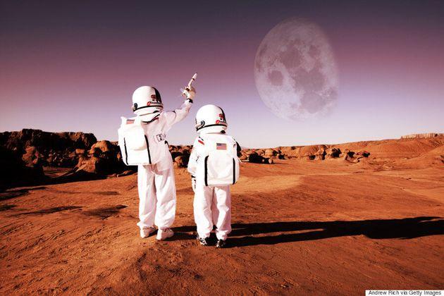 A qui appartient Mars? Colonisation, exploitation, le statut de la planète rouge est censé être fixé