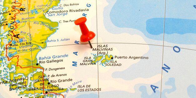 Islands Malvinas,