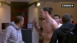 Zlatan insulte l'arbitre (et la France) après sa