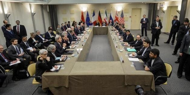 Après d'intenses sessions de négociations, un accord sur le nucléaire iranien pourrait voir le