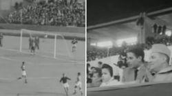 1956: La première Coupe du Trône de football