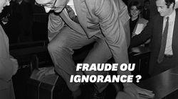 Chirac, un fraudeur de métro? Cette photo culte montre en fait qu'il ne savait pas le