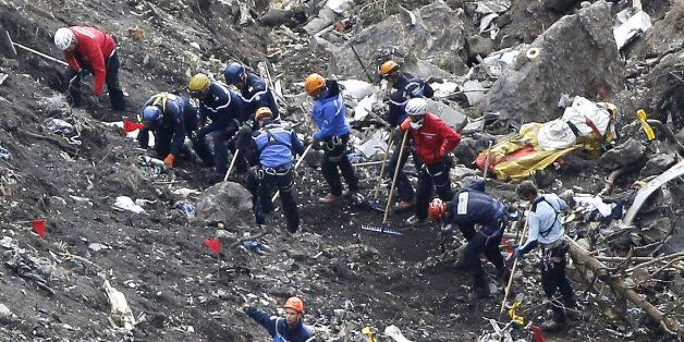 Crash de l'A320 de Germanwings: Le parquet demande la remise