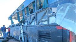Accident de bus à Illizi : 3 morts et 21