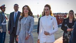 Instagram: première photo de la reine Rania de Jordanie au