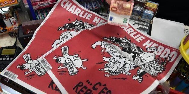 Charlie Hebdo: Le numéro de ce mercredi sera tiré à 1,56 million