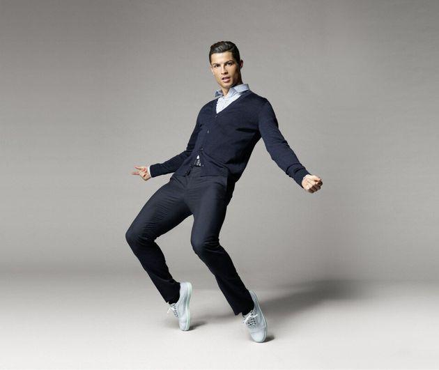 Mode: Cristiano Ronaldo lance sa première collection de