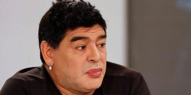 Maradona s'offre un lifting, les internautes le surnomment