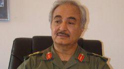 Le général Haftar est officiellement chef de l'armée libyenne