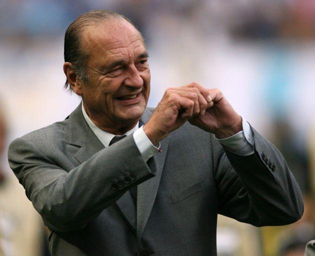 El expresidente francés Jacques Chirac, en mayo de
